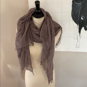 Accessories - Modal scarf maybe rag and bone, tags were removed?